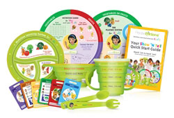 Spanish Show N Tell Know-It-All Complete Nutrition Pack