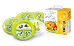 Spanish Show 'N Tell Nutriton Start Right Plate Sets