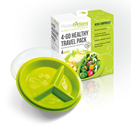 go healthy travel plastic plates for natural weight loss