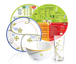 Young Adults E-Z Nutrition Learning Pack (Porcelain)